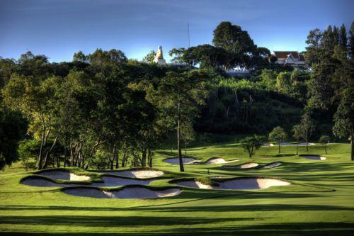 泰国芭达雅高尔夫球场