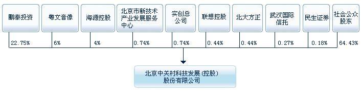 2015国美股权结构