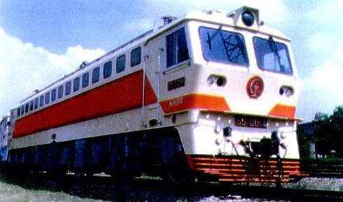 韶山7型干线客货两用电力机车
