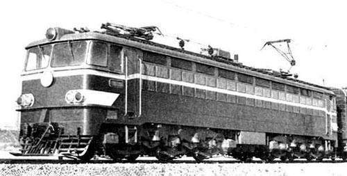 韶山2型电力机车