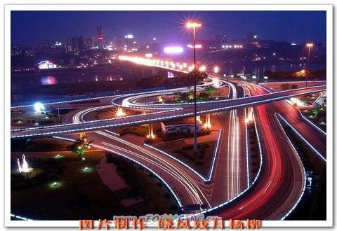 图说重庆系列——山城的夜景
